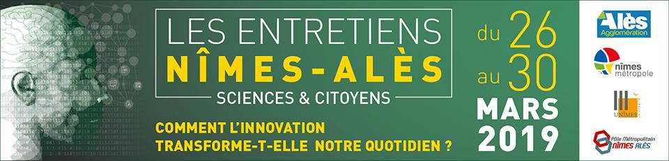 Entretiens Nîmes Alès 2019