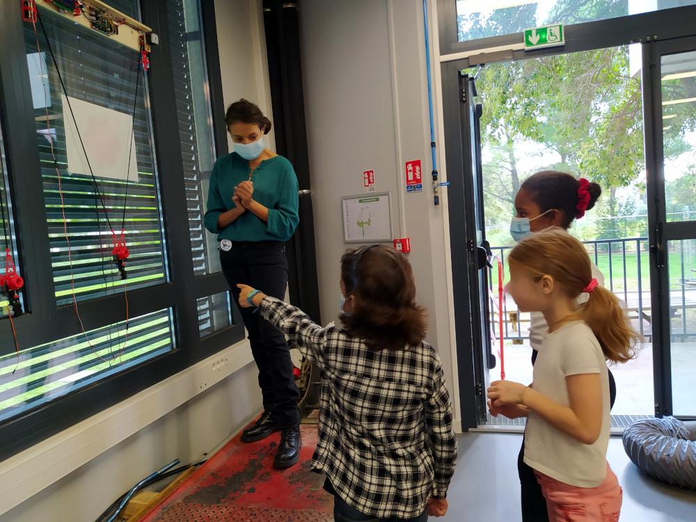 Rendez-vous des jeunes makers au FabLab de Nîmes